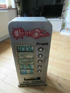 BEER O MATIC  STORAGE CABINET CD NEW
