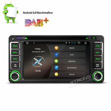 HD Android 6.0 Car DVD Player GPS Radio Stereo DAB for Toyota RAV4 Corolla Hilux