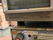 Kenwood Cs 4135 40 Mhz Oscilloscope Cs4135