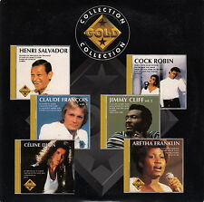Compilation CD Collection Gold - Promo - France (EX/M)