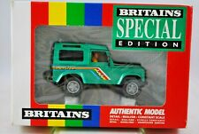 1:32 Britains 5946 LAND ROVER 4x4 Vehicle Special Edition Metallic Color UK Made