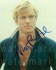 Robert Redford signed photo 8X10 poster picture autograph RP