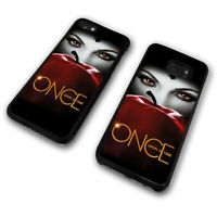Evil Queen Apple Once Upon A Time Fantasy Regina Mills Phone Case Cover