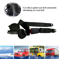 Universal Car Three-point Seat Belt Automatic Shrinking Truck SUV Seat Belt Part