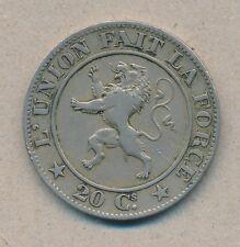 België/Belgique 20 ct. Leopold I 1861 Morin 132 (119126)