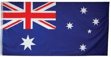 Australian Souvenir Supporter Supplies -  Aussie Flag 90cm x 180cm - Polyester