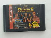 WWF Royal Rumble (Sega Genesis, 1993) Untested AS IS