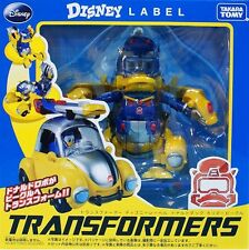 TRANSFORMERS TAKARA DONALD DUCK DISNEY LABEL BUMBLE BEE MISB
