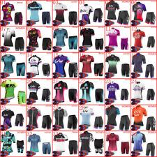 2020 New Cycling Jersey shorts set Women Summer Mtb Bike Outfits Bicycle Uniform