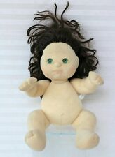 Vintage  My Child Doll Mattel 1985 Brunette With Green Eyes