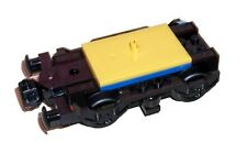 LEGO Train Engine Buffer Bogie Wheel Assembly With Decorative Sides & Connector