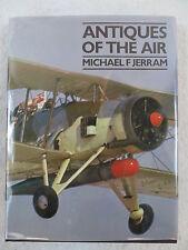 Michael F. Jerram ANTIQUES OF THE AIR Galahad Books c1980