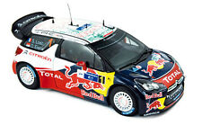 1/18 NOREV  CITROEN DS3 WRC  Winner Rallye du Mexique 2011  Loeb / Elena 181555