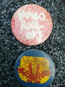 Rare Rock Badges ALEX HARVEY