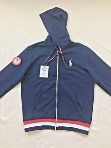 Team USA Olympic Hoodie Sweatshirt