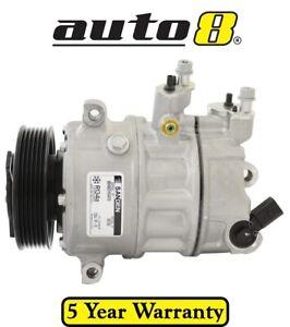 Air Con AC Compressor for Skoda Superb 3T4 3T5 2.0L Diesel CFFB 2011-2014