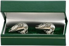 Pike Cufflinks a gift for the Fishing lure birthday