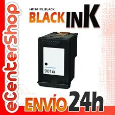 Cartucho Tinta Negra / Negro HP 901XL Reman HP Officejet 4500 24H