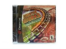 Roller Coaster Works Sega Dreamcast NEW Factory Sealed