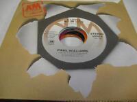 Rock Unplayed NM! 45 PAUL WILLIAMS A Little Bit Of Love on A&M