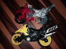 Power Rangers Dino Charge Cycle Lot