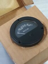 Rockwell Collins Special Scale Dc Voltmeter # 458-0402-00 by Ideal Meter®