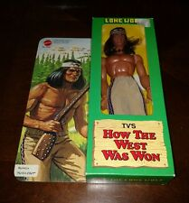THE LONE WOLF HOW THE WEST WAS WON MATTEL VINTAGE 1978 BRAND NEW IN THE BOX