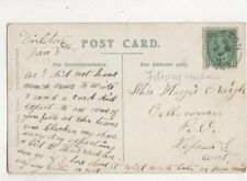 Miss Maggie Craigh Bells Corner Post Office Nepean S Cent Canada 1909 634a