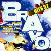 Bravo Hits 32 (2001) Sugababes, Robbie Williams, Destiny's Child, Jeane.. [2 CD]