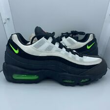 Nike Air Max 95 Essential Black Neon Green Antifreeze (AT9865 004)