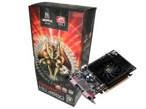 XFX ATI Radeon HD 4650 (HD465XZDFR) 1GB DDR2 SDRAM PCI Express x16 Graphics Card