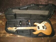 Peavey T-15 In Electric Case, 1982 s/n 1st Year, Solid Body Electric Guitar OHSC