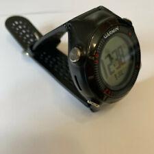 Garmin Approach S2 GPS Golf Watch Rangefinder & ScoreCard - Black/Red