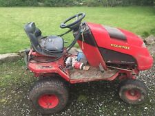 Countax C300H Ride on lawn mower/garden tractor & trailer