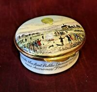 "Crummles Limited Edition Pill Box - ""Pioneers of Flight"""