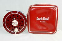 South Bend Finalist 1133 Fly Reel w/original soft bag GT#77