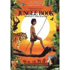 Rudyard Kipling's The Second Jungle Book NEW Mowgli and Baloo (DVD, 2001)