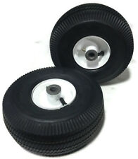 Set of 2 for 105-3471 Time Cutter Z4200 Wheel Tire assembly 4.10/3.50-4 4 ply