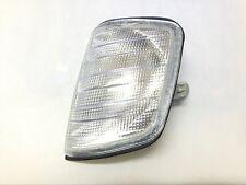 1pc White Corner Light Left Side For Mercedes-Benz W124 E260 E280 E300 E320 E500