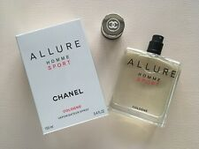 Chanel Allure Homme Sport Cologne EDT 100ml New With Box Fragrance Spray
