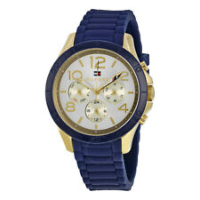 Tommy Hilfiger Women's 1781523 Sophisticated Sport Analog Display  Blue Watch