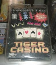 TIGER CASINO (Game.com) New Factory Sealed FAST SHIPPING!!!