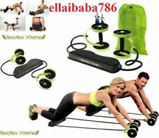 Home Total-Body Fitness Gym Revoflex Xtreme ABS Trainer Resistance Exercise New