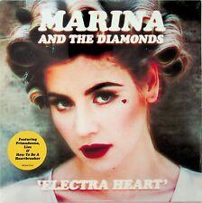 Marina And The Diamonds – Electra Heart 2-LP NEW 2015 Vinyl (Primadonna/Lies)