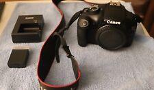 Canon EOS Rebel T3 / EOS 1100D 12.2MP Digital SLR Camera