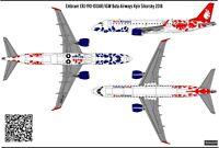 Embraer ERJ 190 Buta Airways decal 1144 for Revell