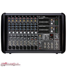 Mackie PPM608 8-Channel Professional Powered PA Mixer 1000W