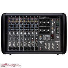 Mackie PPM608 8-Kanal Professional Powered PA Mixer 1000W
