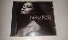 diana ross : one woman  the ultimate collection : inc baby love where did our..