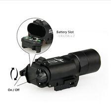 X300 Pistol Light LED Bulb High Output Picatinny Rail Glock Hunting Weapon Light